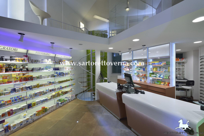 Farmacia delle Volpe Formia 25 Agosto 2013© Adam Eastland