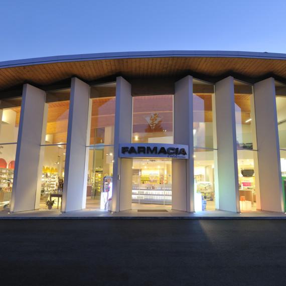 Architetto farmacia
