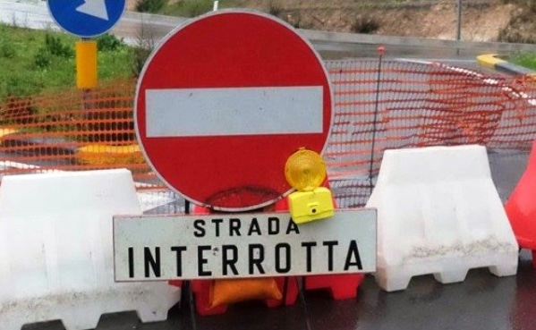 Strada-interrotta