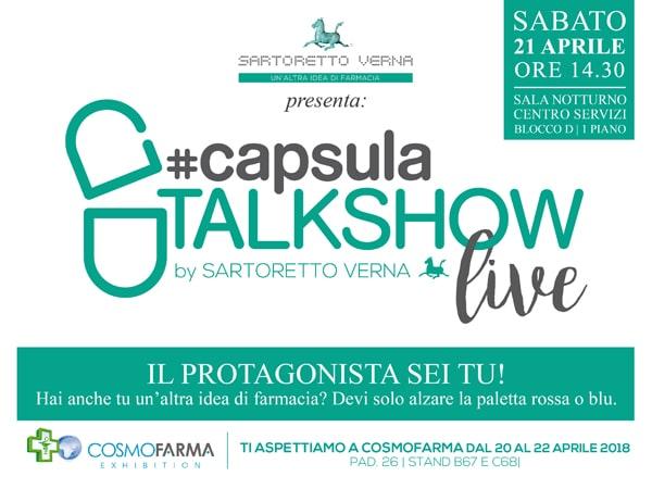 Capsula-talk-live