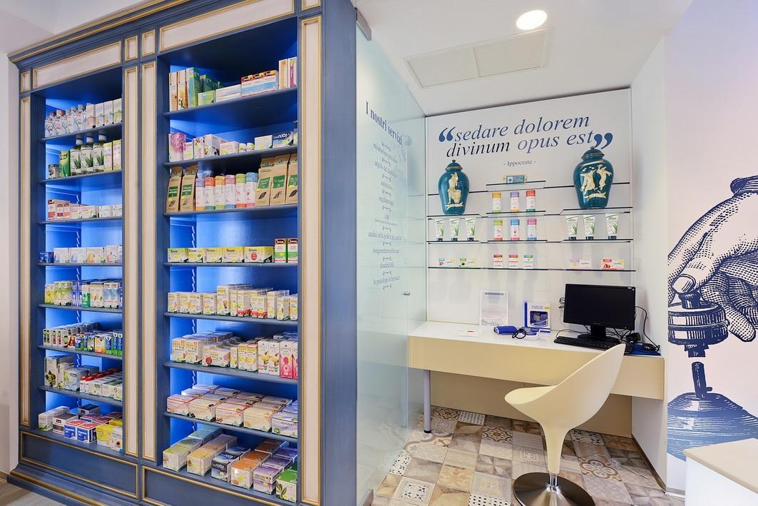 Progettazione farmacie Napoli