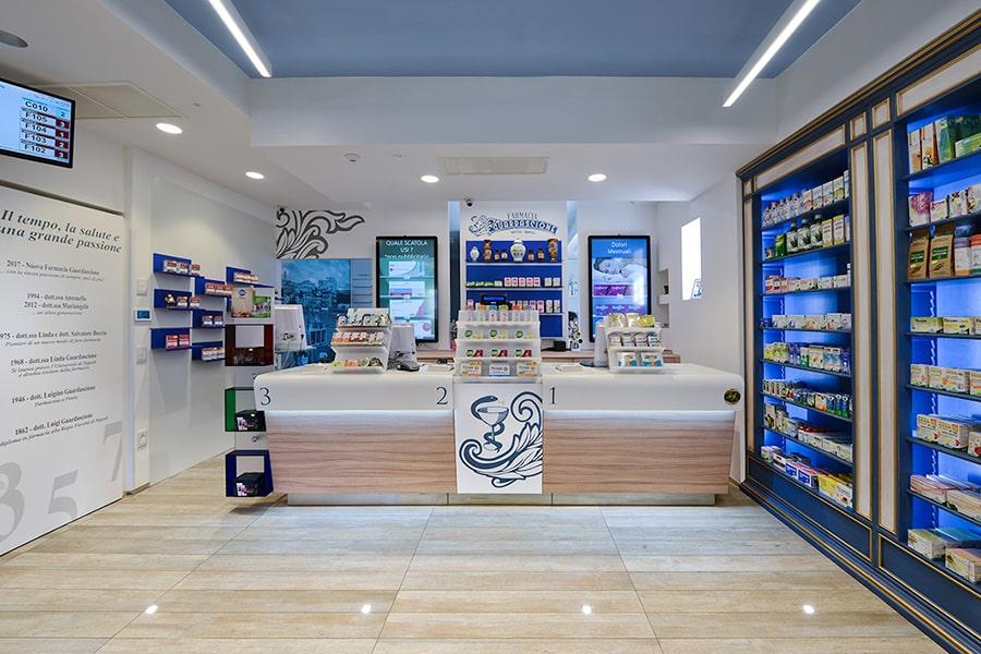 banco per farmacisti