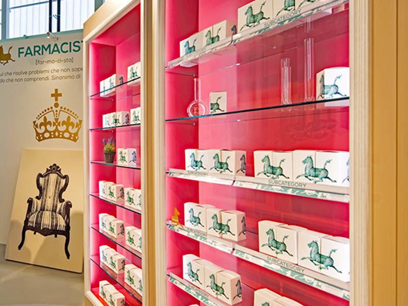 Esposizione CON Portaprezzi in PVC Sartoretto Verna™