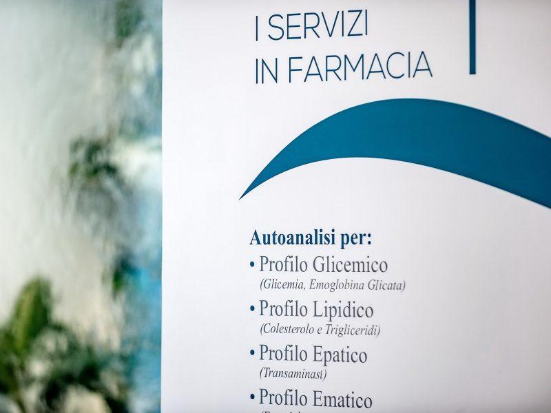 Comunicazione Servizi in farmacia