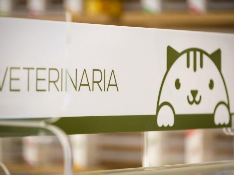 Comunicazione farmacia: reparto veterinaria