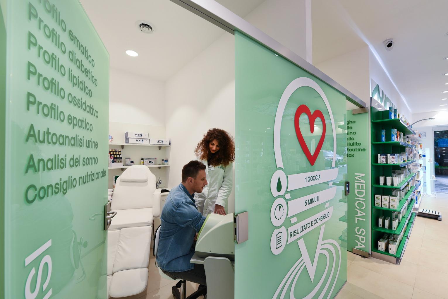Aprire una farmacia Roma