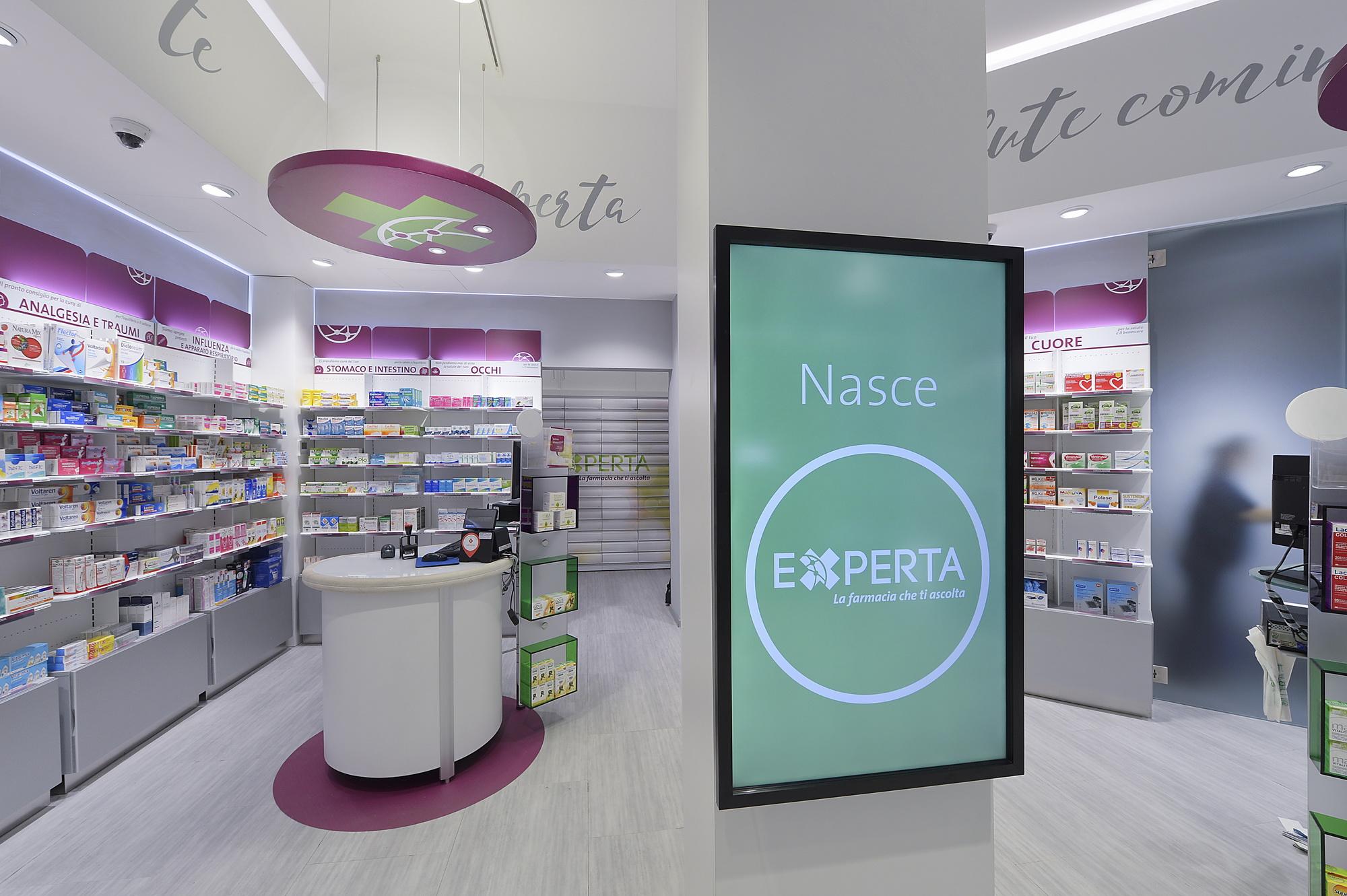 Concept design farmacie