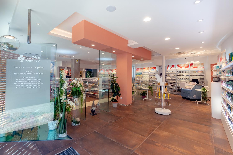 Design nuova Farmacia Montanaro