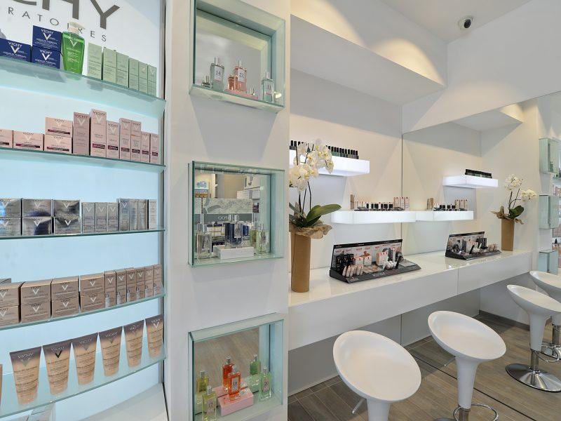 Make up farmacia del Tricolle