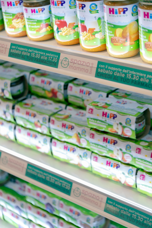 Etichette farmacia Torino