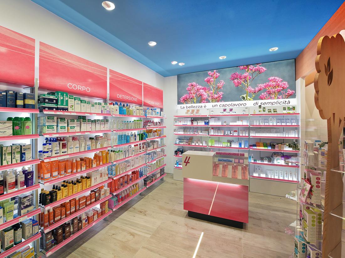 Concept Farmacia gruppo Lombardi