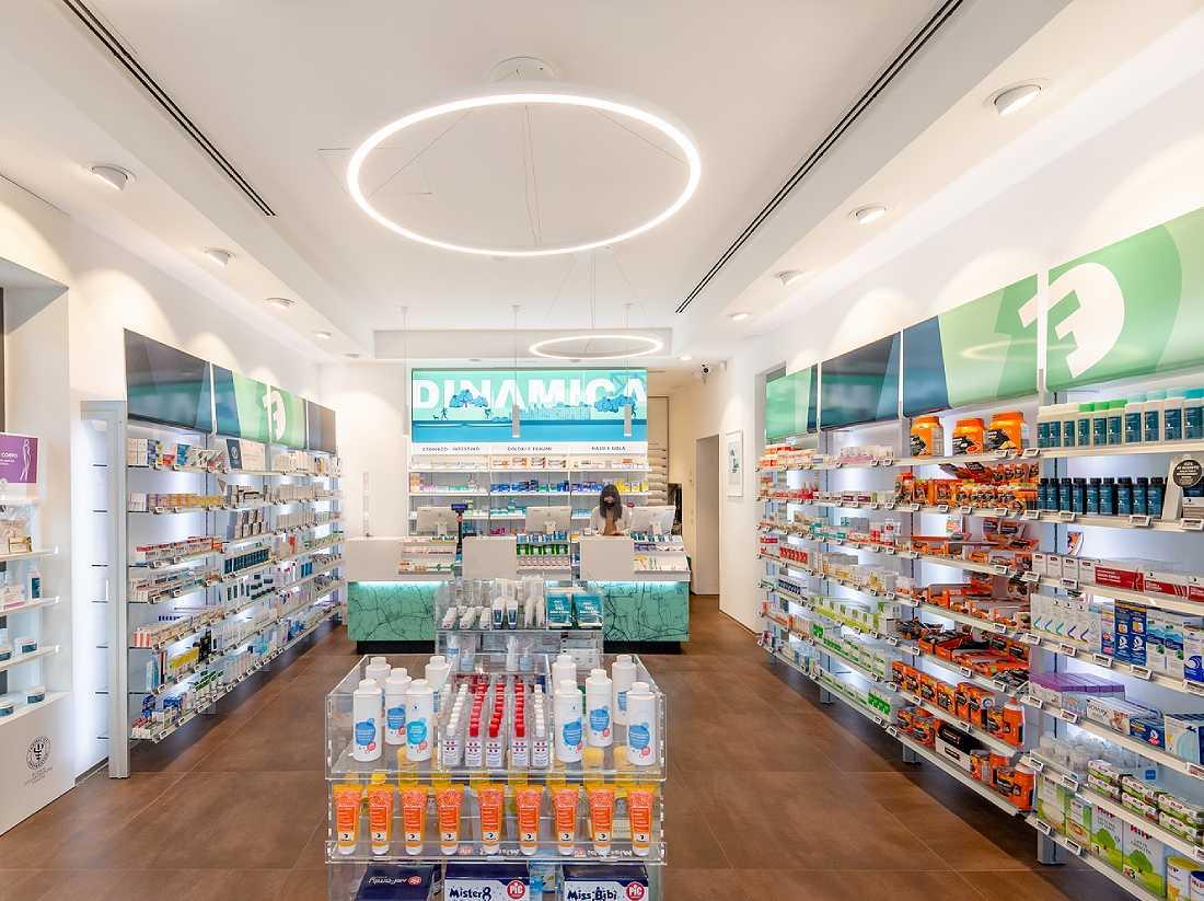 Arredamenti Farmacie Milano