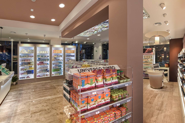 Illuminazione farmacie Roma