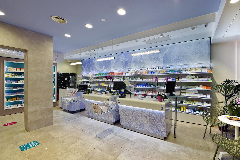 Ristrutturazioni farmacie Roma