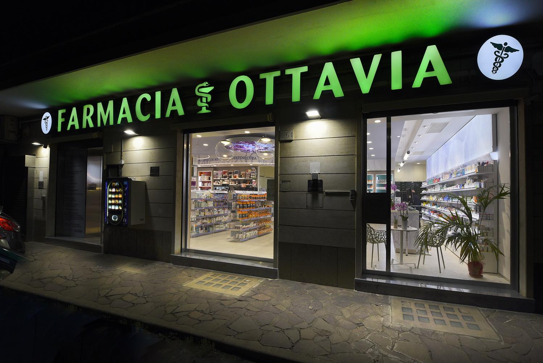 Ristrutturazione farmacie Roma