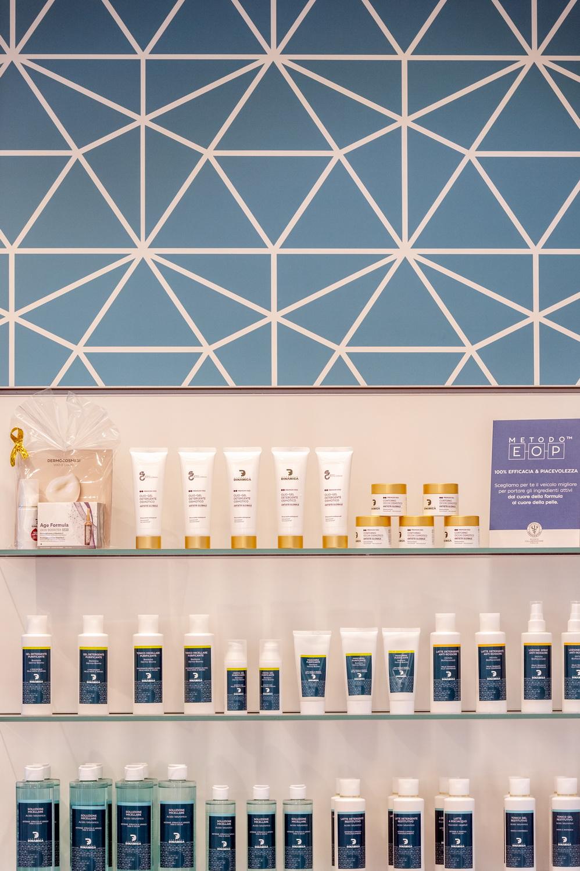 design farmacia Milano