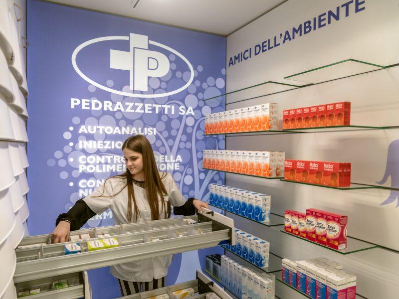 Farmacia Centro salute Ticino Svizzera