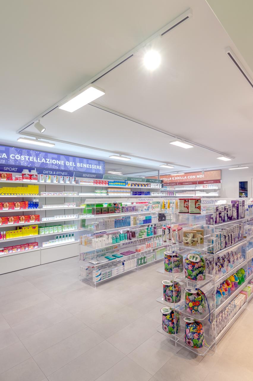 Progettazione farmacie Ticino Svizzera