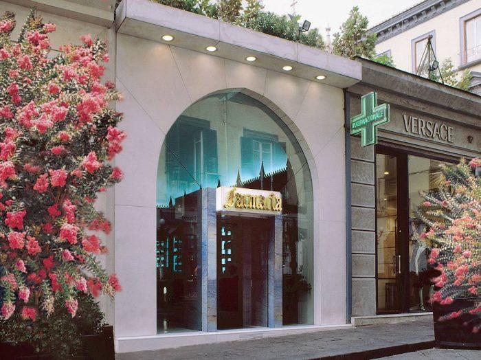 farmacia internazionale Petrone Napoli Calabritto