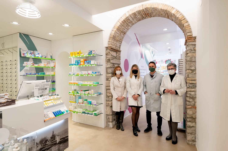 farmacia Cremaschi Como