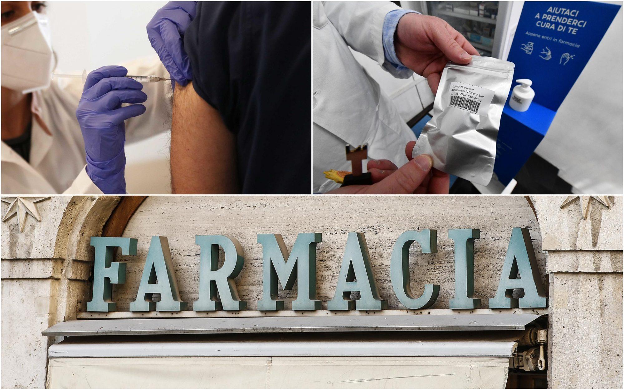 vaccinazione in farmacia