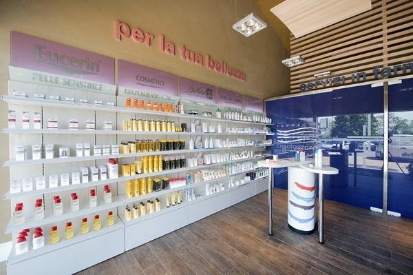 Cosmesi farmacia