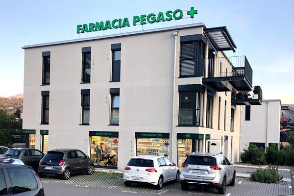 Architettura farmacia